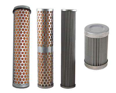 فیلترهای سوخت گاز و مایع