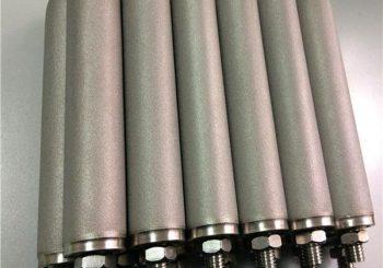 موفقيت سامان آريا پتروليوم در ساخت فيلترهای سینترد (Sintered Porous Metal Filters)